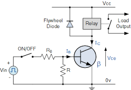 transistor as a switch using transistor switching npn transistor as a switch