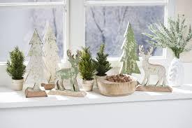 Mon Decor Stimmungsbild Weihnachten Grün Fensterbank