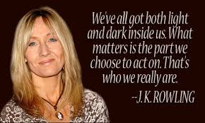 Jk Rowling Quotes Best J K Rowling Quotes