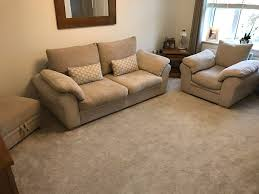 Mango Living Room Furniture Mango 3 Piece Sofa Sofaworks Sofology Excellent Condition