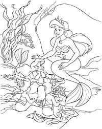 Small Picture free disney little mermaid coloring pages little mermaid printable