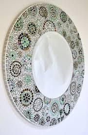 D.I.Y Mosaic Mirror