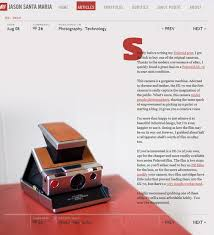 40 Creative Design Layouts Getting Out Of The Box Smashing Magazine