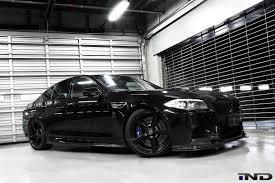 New All-Black BMW F10 M5 definitely looks like its in beast mode ...