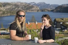 Matberg is a social media star, fitness sensation, and royal norwegian navy lieutenant with 700 thousand social media followers and counting. Viking Lasse Matberg Wasn T Always Such An Instagram God Daily Mail Online