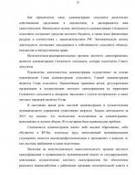 Отчет по практике в администрации Сизинского сельсовета Отчет   zoom