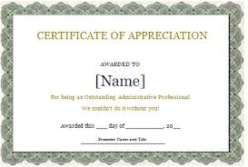 certificate of recognition templates march certificates of appreciation certificate templates