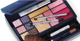 dior travel studio make up palette limited edition 85 clinique makeup palette has high impact maa 4 colour surge eyeshadows double face powder