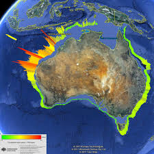 .of 2004, tsunami that hit the coasts of several countries of south and southeast asia in december 2004. Making Waves The Tsunami Risk In Australia