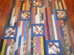 457 best Quilting images on Pinterest | Quilting ideas, Pointe ... & The Odd Block Strip Quilt uses 2 strips to create a race quilt pattern  that& broken up by asymmetrical quilt blocks. This unique look is sure to  garner ... Adamdwight.com