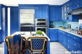 Kitchen Cabinets Country Blue Kitchens Country Blue Painted