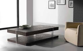 3pc Table Set | Rustic Square Coffee Table | Espresso Coffee Table