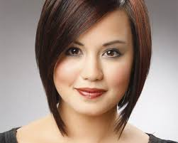 prev next short haircuts for round faces
