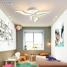 bedroom chandelier light shade modern new acrylic led ceiling lights white color for living room lighting bedroom pendant lighting