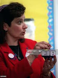 ME.berger.gwen.1205.AAG––Gwen Berger displays a dreidel from her... News  Photo - Getty Images