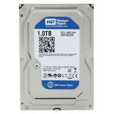 Жесткий диск Western Digital Blue 1TB 7200rpm 64MB ... - ROZETKA
