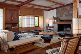 Five Zen Accents For A Japanese Interior Style - Japanese house interiors