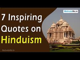 Hindu Quotes Adorable 48 Inspiring Quotes On Hinduism YouTube