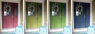 exterior door painting ideas. Colors For Your Front Door Painting Exterior With Worth Pinning Changing The Color Of Ideas R