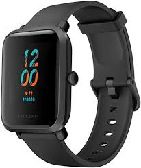 Amazfit Bip S Fitness Smartwatch, 40 Day Battery Life ... - Amazon.com