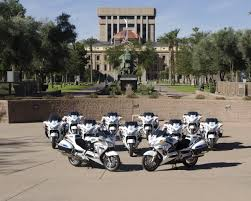 the motorcycles were built up and recently igned to officers working in the highway patrol division s motor district the motorcycles will be utilized
