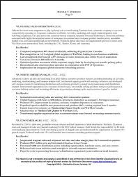 general manager resume sample page 2 manager resumes samples
