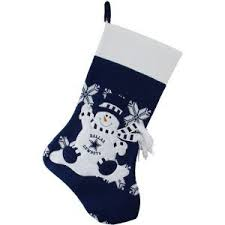Dallas-Cowboys-NFL-24-Snowman-Christmas-Stocking-0 - Build My ...