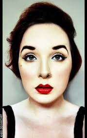 makeup dita von teese by khdd