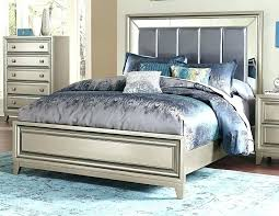 Bedroom Sets With Mirror Headboard Mirrored Bedroom Furniture Sets ...