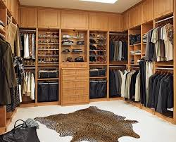 CLOSETS FOR MEN - A Men's closet will require space for storage of shirts,  pants, suits, ties, shoes, night clothes, underwear, socks and drawers for  lots ...
