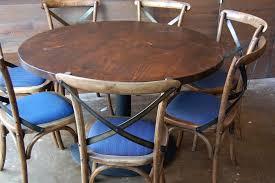 Round Table S Round Restaurant Tables Lorimer Workshop