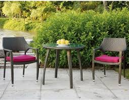Amazoncom  Alfresco Home Tremiti Round Mosaic Bistro Set 24 Bistro Furniture Outdoor