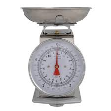 Small Kitchen Weighing Scales Hanson Tradition 500 Mechanical Kitchen Scale With Manual Tare