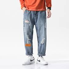 Men's Jeans Blue 42 Jeans Sale, Price & Reviews | Gearbest