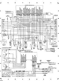 wiring diagrams 1984 1991 jeep cherokee (xj) jeep 1989 jeep wrangler wiring diagram at 1987 Jeep Wrangler Wiring Diagram