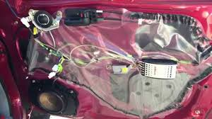 wiring component speakers to amp wiring image installing polk audio db6501 component speakers in a 2005 toyota on wiring component speakers to amp