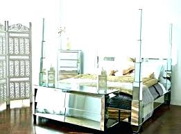 Mirror Headboard Bed Mirror Headboard Bed Furniture Mirror Headboard ...