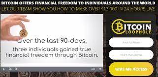 Hasil gambar untuk Bitcoin LoopHole