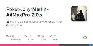 Poket-Jony/Marlin-A4MaxPro-<b>2.0</b>.x