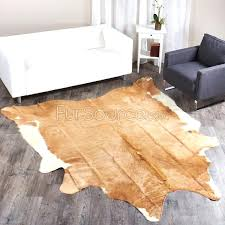 cow hide rug palomino white cowhide rug sq ft buffalo hide rugs for cow hide rug