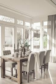 Best  White Dining Rooms Ideas On Pinterest - House and home dining rooms