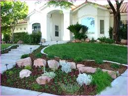 Desert Backyard Designs Adorable Seemly Drought Tolerant Front Yard Landscaping Ideas Home Design