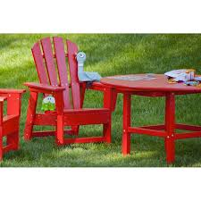 Polywood Childrens Kids Adirondack Table