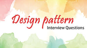 Java Design Patterns Interview Questions Enchanting 48 Best Design Pattern Interview Questions And Answer