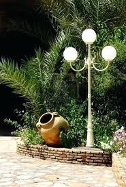 Designer Garden Lights Image Awesome Inspiration