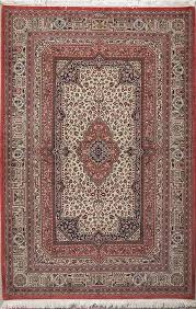 qum is located only about 75 miles south of the capital city of tehran even though some of the finest persian rugs are woven in qum the history of weaving