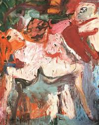 seated woman 2 1940 private by willem de kooning 1904 1997 netherlands