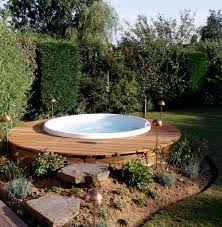 Imagine dipping yourself in these jacuzzi.. These outdoor jacuzzi will  revitalize your body after