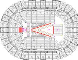 Tacoma Dome Seating Chart Maroon 5 Ppg Paints Arena