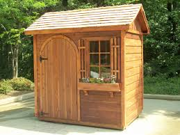 Small Picture Gorgeous Inspiration Wooden Garden Sheds Wooden View In Full Size